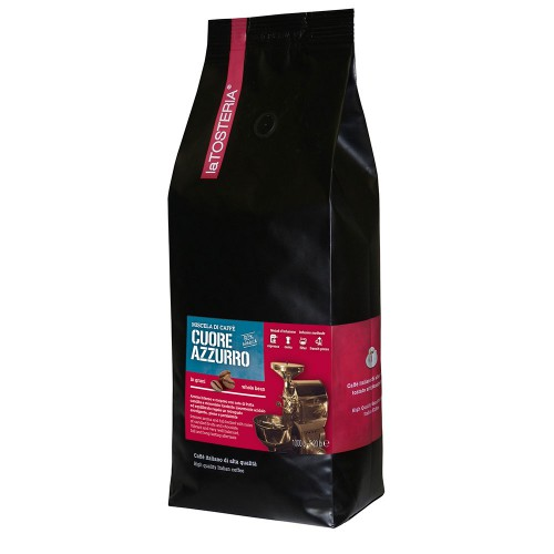 Cuore Azzurro 80% - zrnková káva 1kg