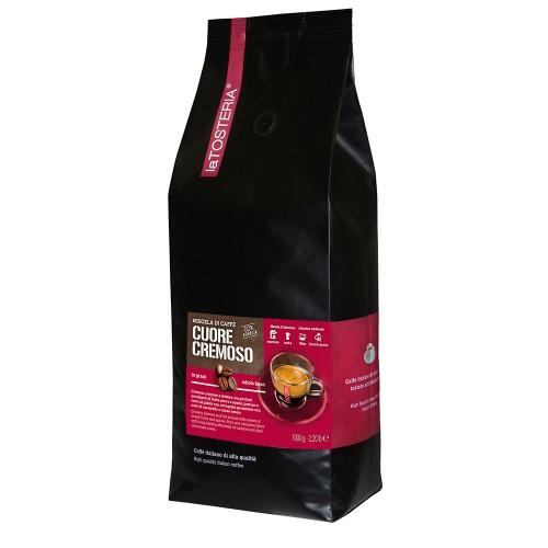 Cuore cremoso 50% - zrnková káva 1kg