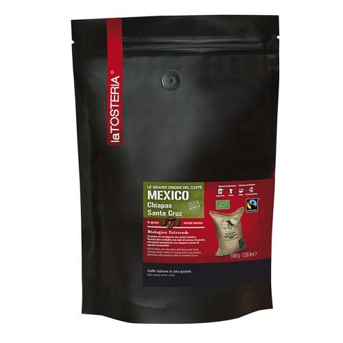 Mexico - 100A  zrnková káva BIO/Faitrade