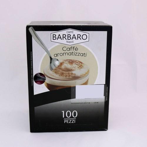 Kaffe Barbaro kapsle pro Nespresso® -latte per cappuccino 5x20