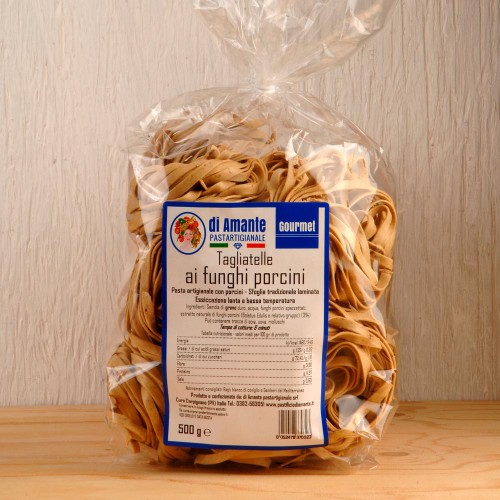 TAGGLIATELLE diAmante s hříbky - 500g
