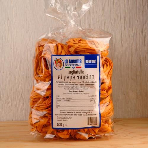 TAGLIATELLE diAmante s chilli papričkou   500g