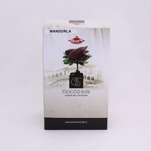 Oasis horká čokoláda elite MANDORLA - 35 ks