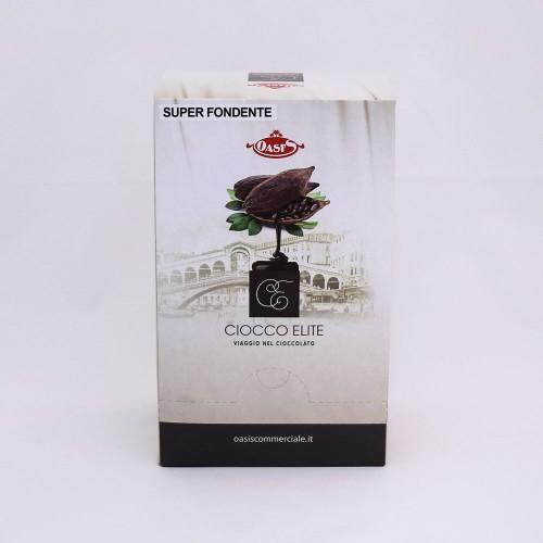Oasis horká čokoláda elite SUPER FONDENTE  - 35 ks