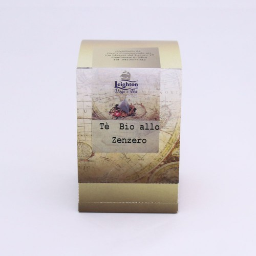 Pyramidový čaj Oasis BIO ZENZERO