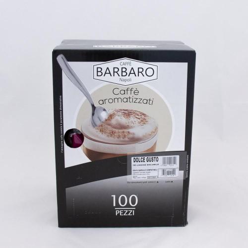 Čaj Barbaro DOLCE GUSTO  - Te Limone 10x10